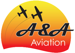 A&A Aviation Logo